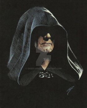 Darth Sidious by GabeFarber