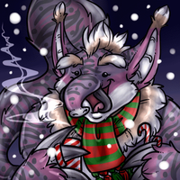 Hot Cocoa and Candy Canes by BGArts
