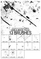 FAUXISM.org - Brushset 007 by fauxism-org