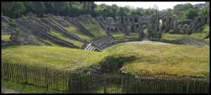 Roman Arena. Saintes. France. by sags