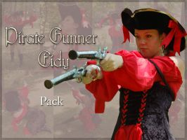 Pirate Gunner Eidy PACK by themuseslibrary