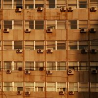 Air conditioners by rafinerija
