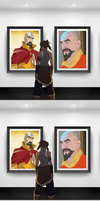 Legend of Korra - Resemblance by yourparodies