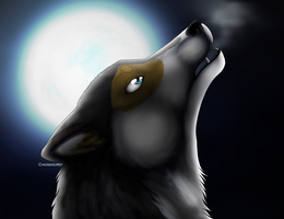 [trade] Howling to the Moon by chosaguro