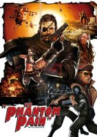 Metal Gear Solid - The Phantom Pain by Darkdux