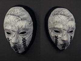 """New mask - """"3 times"""" by torvenius"""