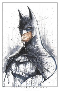 Batman Saucy by RobDuenas