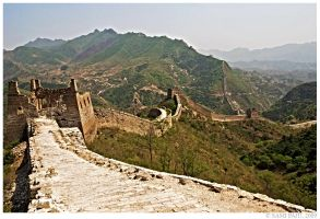 Great Wall 4, Serpentine by Irreality