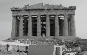 The Parthenon by Giotronic