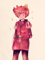 FA: Prince Gumball by tofuface