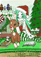 Vardit holiday greetings E by Lantice