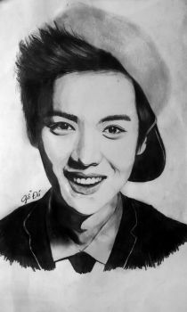 LuHan-EXO by gapladanh1