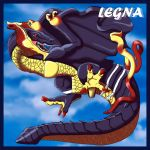 Legna - Drag-On Dragoon 2 by Essence-Of-Rapture