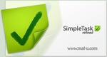 SimpleTask refined by mat-u