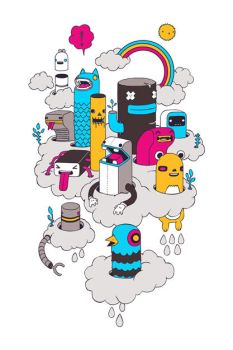 Cloud Party by cova