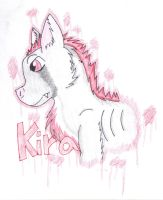 GT: Little Kira Badge by Frosted-Starlight