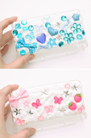 Deco 3DS cases by FrozenNote