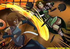 The Battle for Balance! by Limbonix