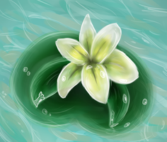 Water lilly by SkuIIz