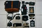 What's in your camera bag series by maleica