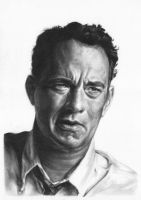 Tom Hanks by Tarsanjp