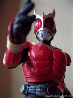 Real Action Hero Kuuga by gaido