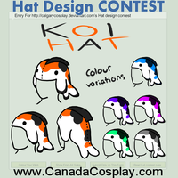 hat contest entry by ripple09