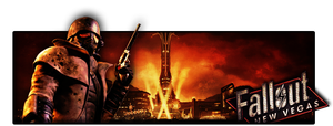Fallout: New Vegas Signature by xTiiGeR