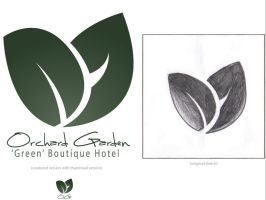 Orchard Garden Logo 2 by Fawkes881