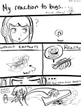 I Hate Centipedes by ssbbgamergirl