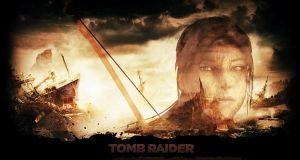 Tomb Raider 2013 - Wallpaper by AlexCroft25