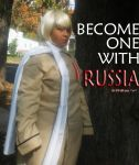 Become one with RUSSIA by N30N-KITTY