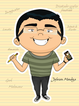 This is me by JeferDM