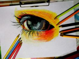 Colorful vision by Abhinav-g
