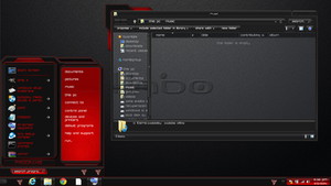 Windows 8.1 Theme Red Limbo by newthemes