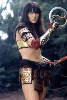 Xena (A Friend in Need) by Metallicanrana