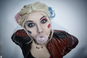 Harley Quinn (Rebirth Suicide Squad) 3 by ThePuddins