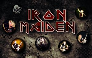 Iron Maiden by Tiago-Borges