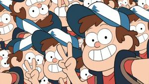 Dipper and Dipper and Dipper and Dipper and... by ghostanjo