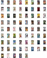 PSP Games Boxed Pack 9 PNG by treyarch