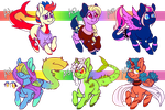 OPEN 2/6 | mlp adopts #01 by ghaor