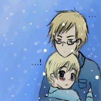 SuFin- In the Snow by TsubasaHolic