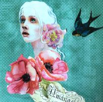 Unquiet Thoughts Et Avum by KanchanCollage