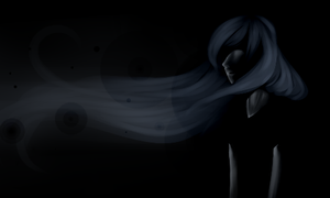 Through ghosts by L0UDST
