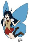 Tenma Butterfly by Angelkitty17