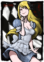 ALICE !!! by Mkuchima