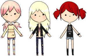 3 Adopts [2/3 OPEN] by Adopt-LM