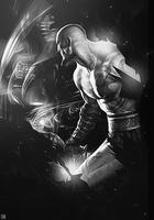 Kratos BW by dOseeN