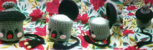 Baby Rice Cooker  WITH RICE by Zhonaluz