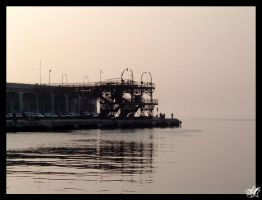 The Old Pier by arsenica